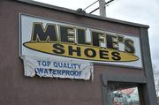 Most Remington workers spend their annual $125 allotment for work boots at this store, and also have repairs done here as well.