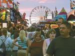 Tornado damage, fire can't keep more than 1 million people from EC Fair