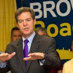 Gov. Brownback to resign Jan. 31 as he moves to Trump administration post