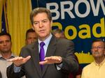 Brownback finds his clout rapidly diminishing