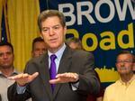 Kansas House overrides Gov. Brownback tax increase veto