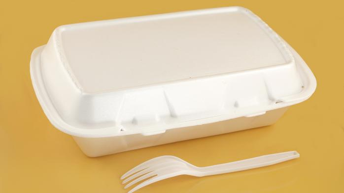 Davis moves to ban polystyrene food containers, straws to be by request
