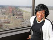 Ruby Bright, CEO of the Women's Foundation for a Greater Memphis