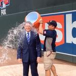 CEOs Richard Davis, Hubert Joly and Trudy Rautio take ALS Ice Bucket Challenge (Video)