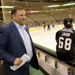 Dallas Stars' <strong>Gaglardi</strong> closes on Texas Stars, Cedar Park Center deal