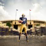 Why Under Armour went conservative on Notre Dame's football jerseys