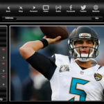 Want more face time with the Jags? There's an app for that.