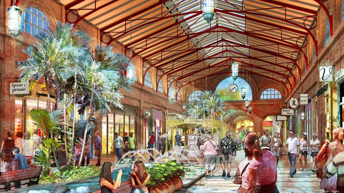 Disney Springs Nyse Dis Lands New Eatery And S Orlando Business Journal