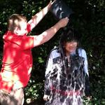 'It's ice cold but it's worth it!' – Patti Payne takes the ALS ice bucket challenge (Video)