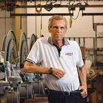 Manufacturing executive to receive prestigious business award