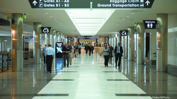 BHM traffic increases in October after falling in September