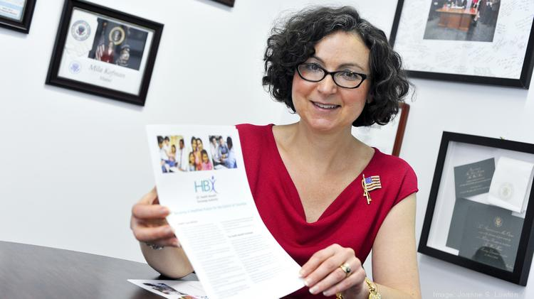 Mila Kofman is executive director of the D.C. Health Benefit Exchange Authority, which runs the D.C. Health Link exchange.