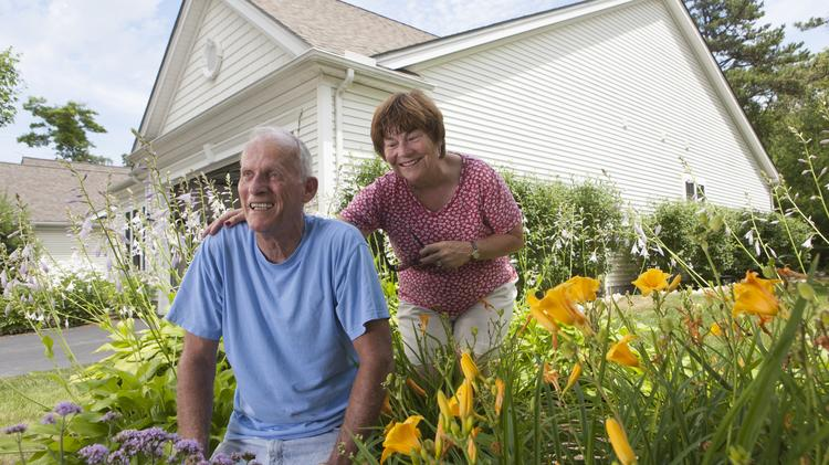 The top five destination states for retirees are Florida, Arizona, South Carolina, Georgia and North Carolina.