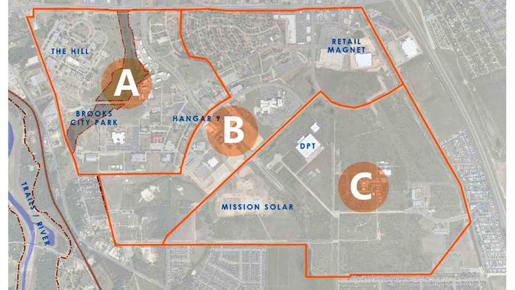 Brooks Master Plan To Tackle Revitalization One District