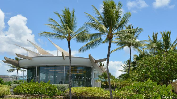 Watabe Wedding Corp Is Renovating The Aquaveil Frais Marina Ko Olina Le Plage Chapel