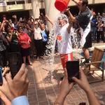 UTSA's Romo completes Ice Bucket Challenge