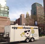 Here's your chance to buy a food truck. Egg & Cheese Yo is on the market
