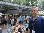The impresario behind Shake Shack is now a private equity pro