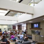 A look inside: The refurbished Rhatigan Student Center
