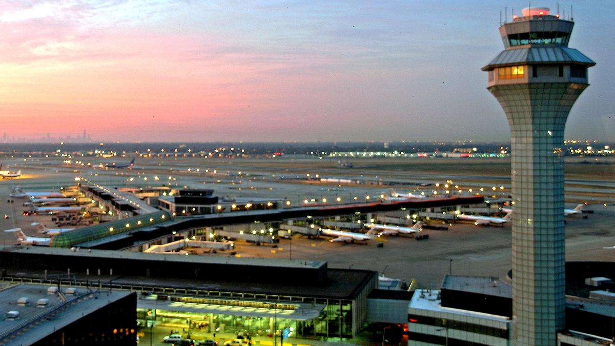 Resultado de imagen para Chicago O'Hare Airport