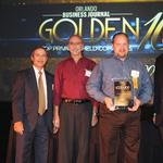 Golden 100: C. Fla.'s top privately held firms shine at annual event