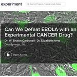 Ebola finds a new foe in crowd-funded startup