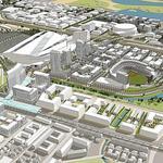 Oakland's billion-dollar Coliseum City plan is ready for a big score