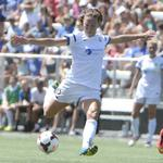 FC Kansas City players will wear USA at World Cup