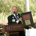 Novant's Matthews hospital marks 20 years, looks to continued growth
