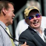 Winston-Salem businessman receives state's top honor