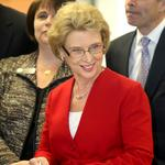 Gregoire — From guv, to grandma, to Harvard