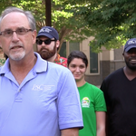 PSC CEO Stan Soloway is not one to turn down the 'Ice Bucket Challenge.' And he's not above dragging his staff along. (Video)