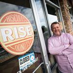 Rise Biscuits founder: Deals in play for 85 more Rise locations nationwide