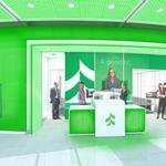 Associated Bank leases space for new, modern branch
