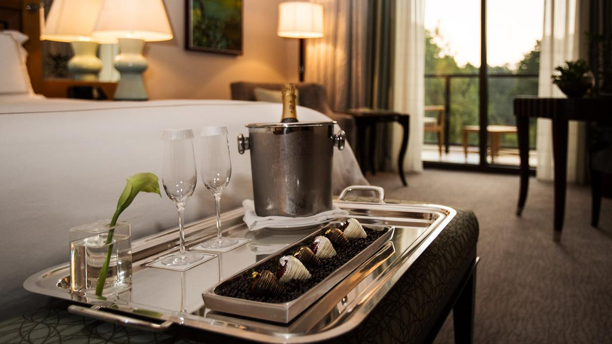 The Umstead Hotel Restaurant