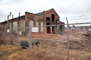 The burned-down site of Union Tools. The company was started in 1907 to make garden tools such as shovels and hoes. The business was acquired, and then shut down, in 2006, eliminating hundreds of jobs.