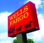Here comes Wells Fargo