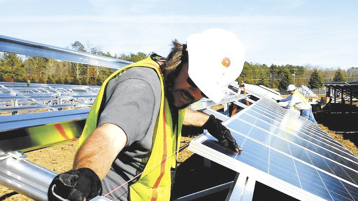 N C Solar Industry Braces For Rising Costs After Trade