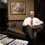 5 minutes with Paragon Bank CEO <strong>Bob</strong> <strong>Hatley</strong>