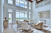 Living room at 1007 Hillsboro Mile, Hillsboro Beach