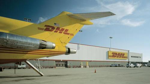 DHL adds CVG office space