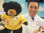 Kaiser's Dr. Dao Nguyen's plan to transform child care: Teddy bears and technology