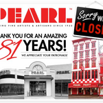 Pearl Artist & Craft Supply closes after 81 years in South Florida