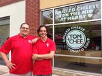 Grilled cheese chain closes only St. Louis location