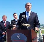 Inslee wants to streamline permits to help state win 777X