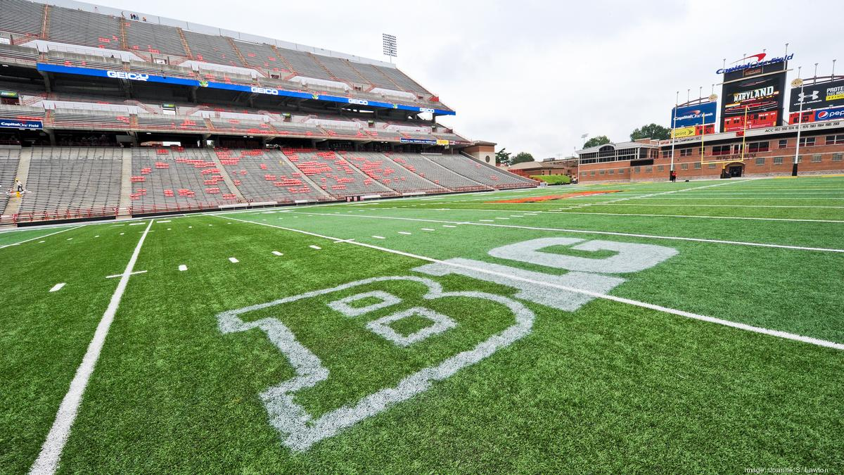 Big Ten, Maryland eye spring football season - Baltimore Business Journal