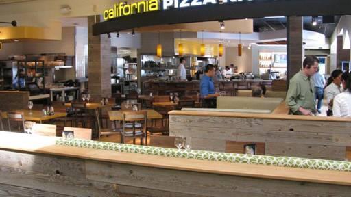 California Pizza Kitchen Park Meadows Menu