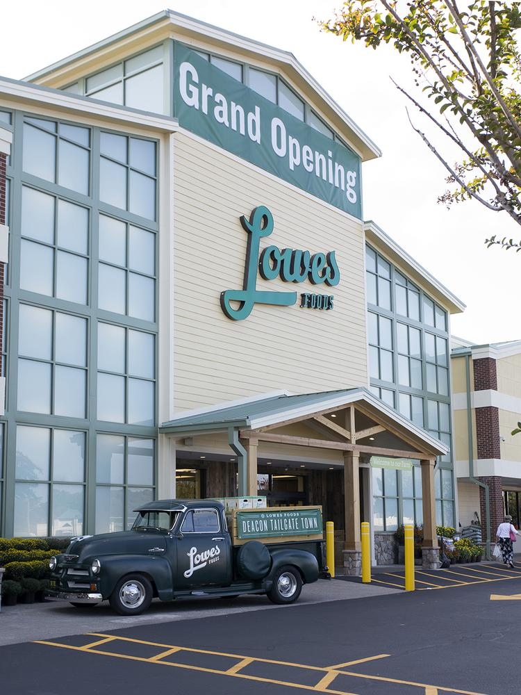 lowes foods expanding into affluent growing s c suburbs triad rh bizjournals com