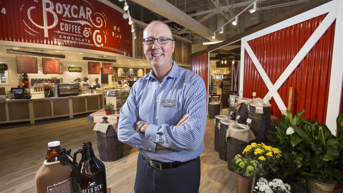 Tim Lowe Lowes Foods