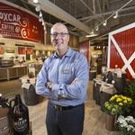 Lowes Foods President Tim <strong>Lowe</strong> dishes on grocery wars, witty marketing and Chicken Kitchens